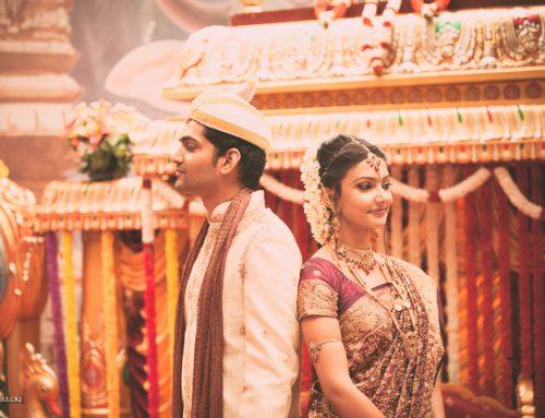 Wedding in the Style of India: Scenario
